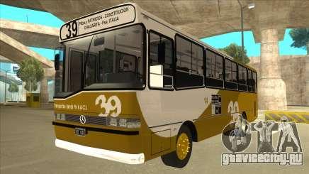 Mercedes-Benz OHL-1320 Linea 39 для GTA San Andreas