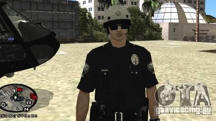 Los Angeles Air Support Division Pilot для GTA San Andreas