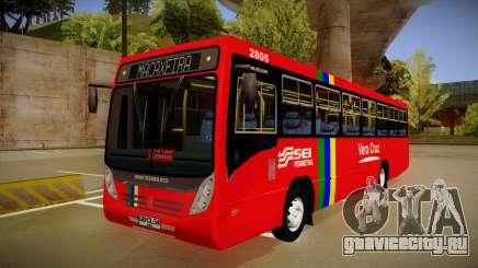 Neobus Mega MB OF 1722 M для GTA San Andreas