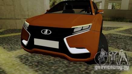Lada X-RAY для GTA San Andreas