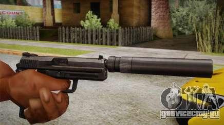 USP45 с глушителем для GTA San Andreas