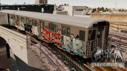 Новые граффити для Subway v1 для GTA 4