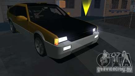 New Blista Compact для GTA San Andreas