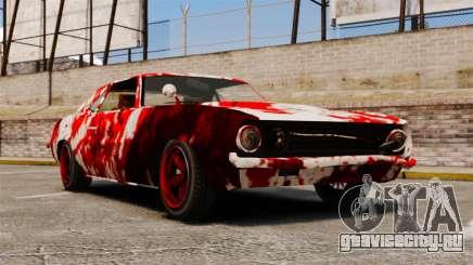 Новые раскраски для ржавого Vigero для GTA 4