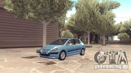 Peugeot 307 для GTA San Andreas