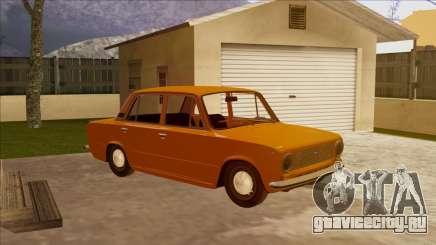 Ваз 21011 Сток для GTA San Andreas