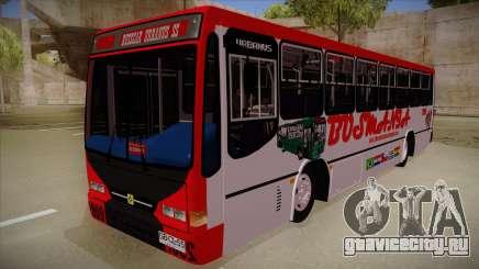Busscar Urbanus SS Volvo B10 M Busmania для GTA San Andreas