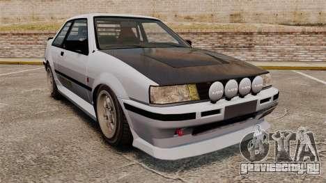 Futo GT для GTA 4