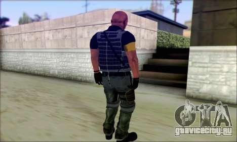 Сэм из Far Cry 3 для GTA San Andreas второй скриншот