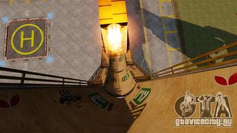 Вертолётная пушка для GTA 4 четвёртый скриншот