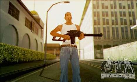 ВСС-Винторез Тактический для GTA San Andreas
