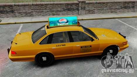 Реальная реклама на такси и автобусах для GTA 4 десятый скриншот