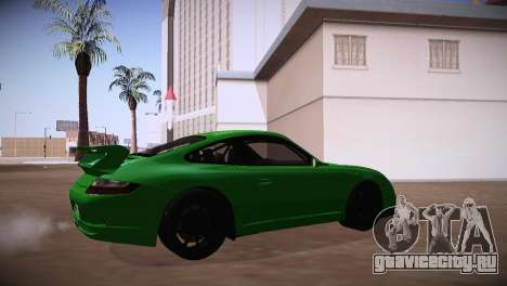Porsche 911 TT Ultimate Edition для GTA San Andreas вид справа