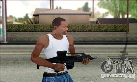 XM8 Para Drum Mag для GTA San Andreas второй скриншот