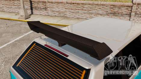 Extreme Spoiler Adder 1.0.7.0 для GTA 4 десятый скриншот