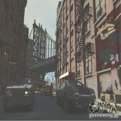 Цветные загрузочные экраны для GTA 4 второй скриншот