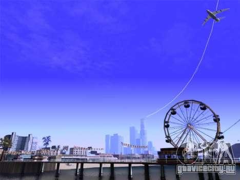 SA_RaptorX v 2.0 для слабых ПК для GTA San Andreas второй скриншот