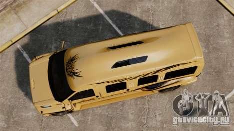 GMC Business superstar для GTA 4 вид справа
