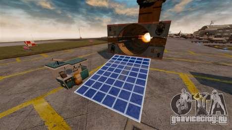 Вертолётная пушка для GTA 4 второй скриншот
