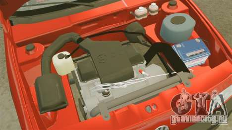 Volkswagen Passat B3 1995 для GTA 4 вид изнутри