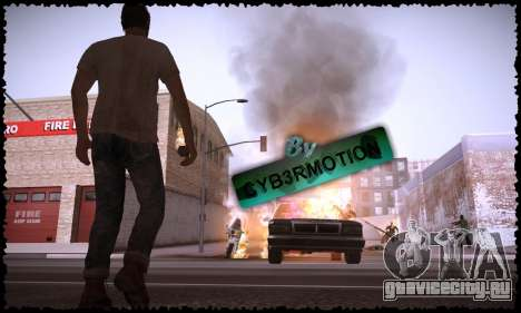 Trevor, Michael, Franklin для GTA San Andreas шестой скриншот