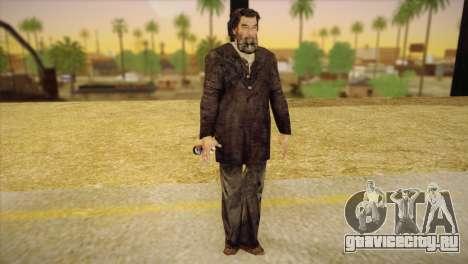 Саддам Хусейн для GTA San Andreas