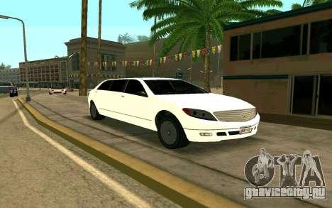 Stretch from GTA 4 для GTA San Andreas