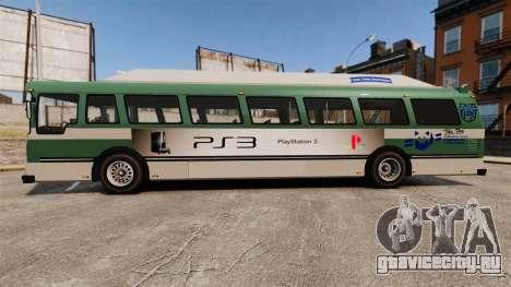 Реальная реклама на такси и автобусах для GTA 4 четвёртый скриншот
