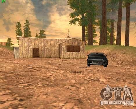 ENB Series for SAMP для GTA San Andreas шестой скриншот