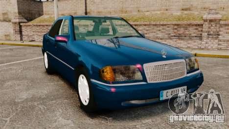 Mercedes-Benz C220 W202 v2.0 для GTA 4