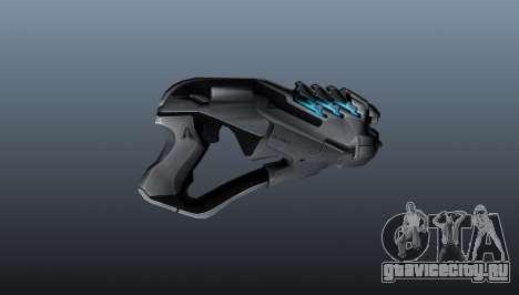 Пистолет  Arc Pistol для GTA 4 третий скриншот