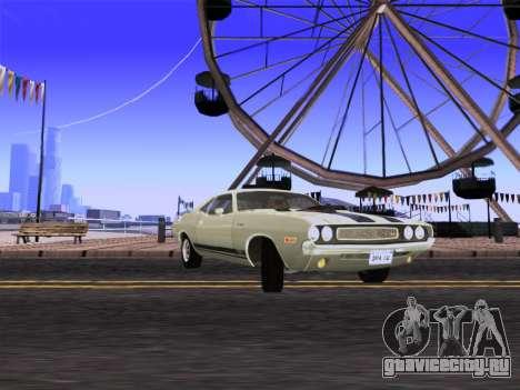 SA_RaptorX v 2.0 для слабых ПК для GTA San Andreas третий скриншот