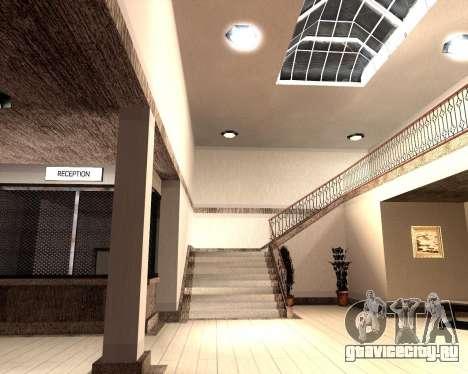 Улучшенные текстуры отеля Джефферсон для GTA San Andreas пятый скриншот