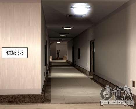 Улучшенные текстуры отеля Джефферсон для GTA San Andreas