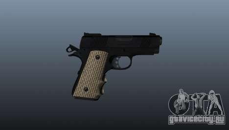 Пистолет Colt Defender для GTA 4 третий скриншот