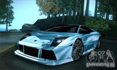 Lamborghini Murcielago GT Coloured для GTA San Andreas