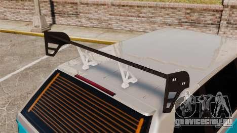 Extreme Spoiler Adder 1.0.7.0 для GTA 4 четвёртый скриншот
