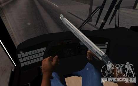 Nissan Diesel UD для GTA San Andreas вид сзади