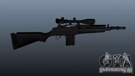 Полуавтоматическая винтовка M14 для GTA 4 третий скриншот