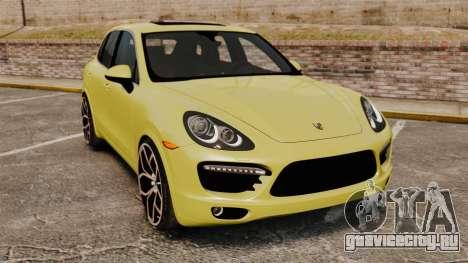 Porsche Cayenne 2012 SR для GTA 4