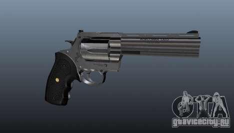 Револьвер Magnum 357 для GTA 4 третий скриншот