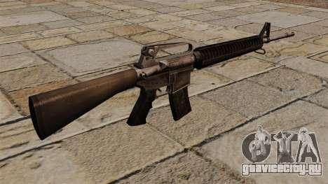 Штурмовая винтовка M16A2 для GTA 4 второй скриншот