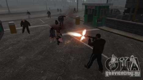 Новый зомби-скрипт для GTA 4 шестой скриншот