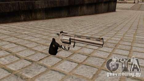 Револьвер Colt Anaconda для GTA 4
