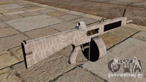 Автоматическое ружьё AA-12 Winter для GTA 4 второй скриншот