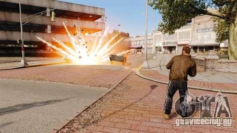 Гранатомёт M79 для GTA 4 четвёртый скриншот