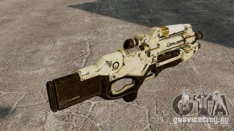 Автомат Mass Effect для GTA 4 второй скриншот