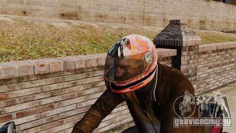 Коллекция шлемов Arai v1 для GTA 4 третий скриншот