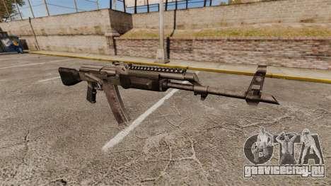 Автомат AK-47 v4 для GTA 4