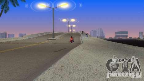 Новые графические эффекты v.2.0 для GTA Vice City